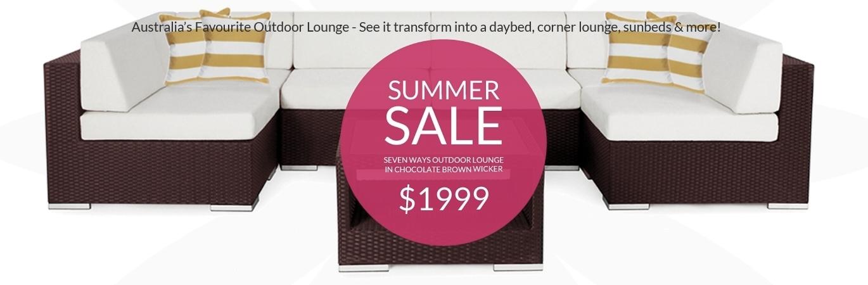 Lavita Furniture - Vivaldi Outdoor Lounge