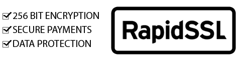 RapidSSL Security Certificate Logo